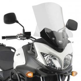 Cúpula específica transparente para Suzuki DL 650 V-Strom (2011-2016) de Givi