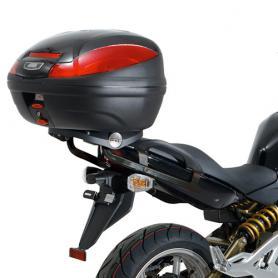 Adaptador posterior estilo Monorack de maleta MONOLOCK® para Kawasaki ER 6N / ER 6F 650 (2005-2008) de Givi