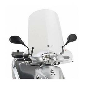 Parabrisas específico transparente para Honda SYM Symp 50/ 125 de Givi