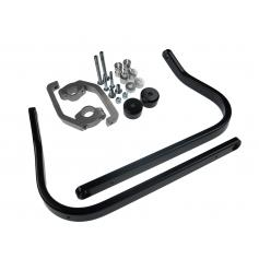 Protector de manos Barkbusters para BMW F700GS (16-) - F800GS/A (16-) - Honda CB500F / CB500X (16-18) / CB650F / R