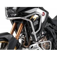 Barras de protección del depósito en acero inoxidable para Honda Africa Twin CRF 1100 L Adv Sports (2020-)