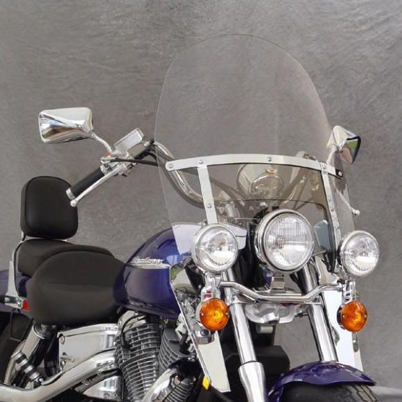 Pantalla Heavy Duty con revestimiento Quantum para Honda Shadow VT 1100C / VT 750