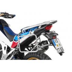 Portamaletas de acero inoxidable para Honda CRF1100L Adventure Sports