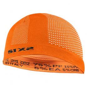 Sotocasco SCX Carbon Underwear® de SIXS - Naranja Fluor