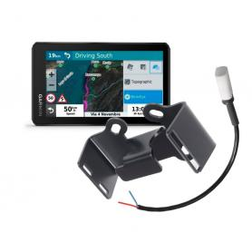 Pack GPS Garmin Zumo XT adaptable a la cuna original de BMW