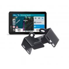 Pack GPS Garmin Zumo XT adaptable a la cuna original de BMW sin cable