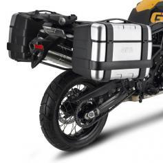 Portamaletas Lateral para Maletas Monokey® o Retro Fit de Givi para BMW F650GS / F800GS (2008-2011)