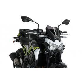Cúpula carenabris Naked New Generation Sport de Puig para Kawasaki Z900 ( 2020 )
