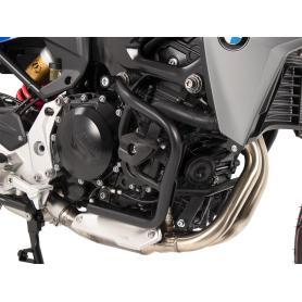 Barra de protección del motor negra para BMW F 900 XR (2020-)