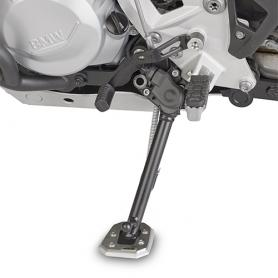 Ampliación de caballete lateral GIVI para BMW F850GS y F750GS