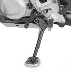 Ampliación de la base de apoyo del caballete lateral GIVI para BMW F850GS y F750GS (18-21)