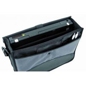 "bolsa para ordenador street 15,6"" pulgadas - negro de hepcobecker"