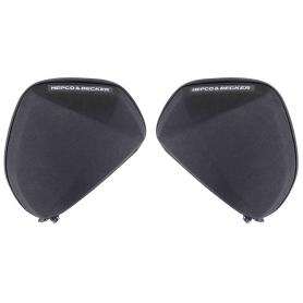 Bolsas laterales para el estribo de protección V1 de Hepco-Becker