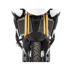 Barra de protección del motor negra para TRIUMPH TIGER 900 RALLY / GT / PRO (2020-) de Hepco&Becker