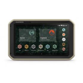 Navegador GPS Overlander de Garmin