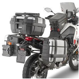 Portaequipaje PL ONE-FIT Givi para maletas Monokey® para Yamaha Ténéré 700