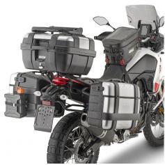Portaequipaje Givi para maletas Monokey® para Yamaha Ténéré 700