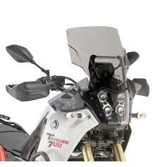 Cúpula Givi para Yamaha Ténéré 700 - Mediana