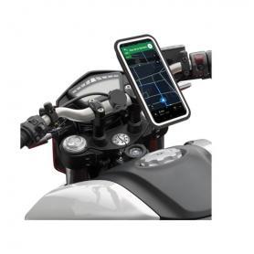 Soporte magnético smartphone Shapeheart para manillar de moto