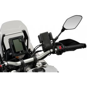 Soporte de manillar para smartphone Puig para Yamaha Ténéré 700 (2019-)