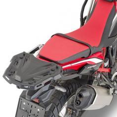 Soporte baúl trasero Givi para maleta Monokey® o Monolock® para Honda CRF1100L Africa Twin