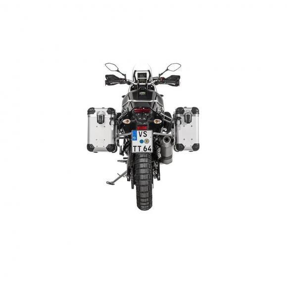 Sistema de maletas Touratech ZEGA Evo para Yamaha Tenere 700