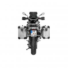 Sistema de Maletas Touratech ZEGA EVO para BMW R1250GS / R1200GS LC / R1200GS LC ADV