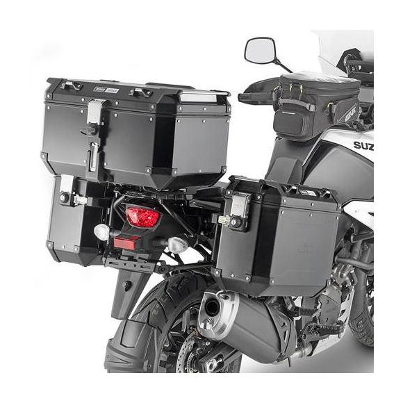 Portaequipaje Givi para maletas Monokey® Cam-side para Suzuki V-STROM 1050 (20)