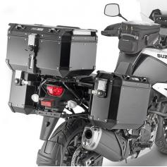 Portamaletas Lateral para Maletas Trekker Outback Monokey® Cam-Side de Givi para Suzuki V-Strom 1050 (2020)