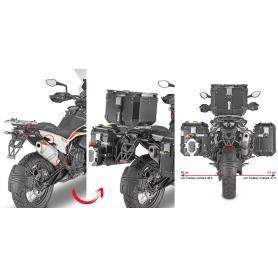 Portaequipaje Givi para maletas Monokey® CAM-SIDE para KTM 790 Adventure (19-20)