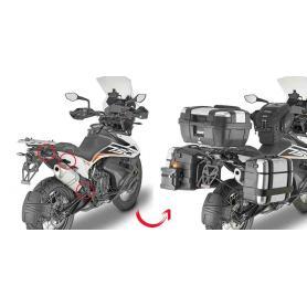 Portaequipaje Givi para maletas Monokey® para KTM 790 Adventure (19-20)
