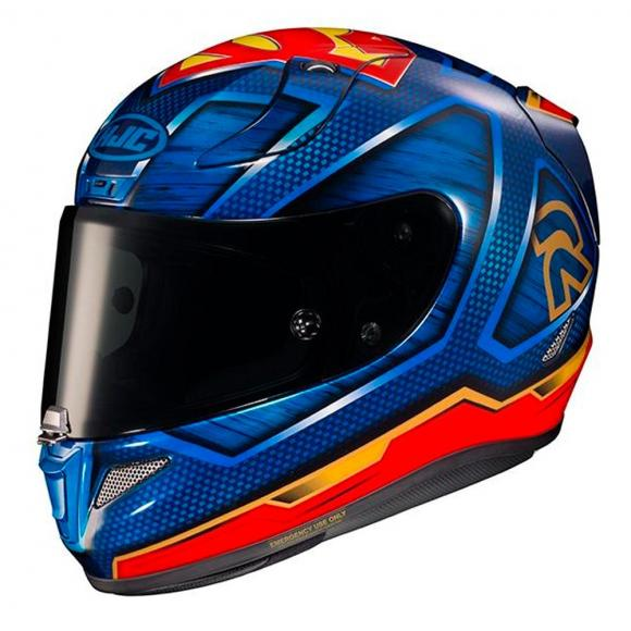 Casco Integral HJC RPHA 11 Superman DC Comics