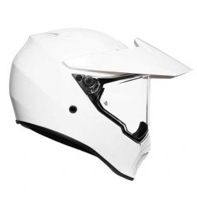 Casco AGV AX9 Mono Carbón mate