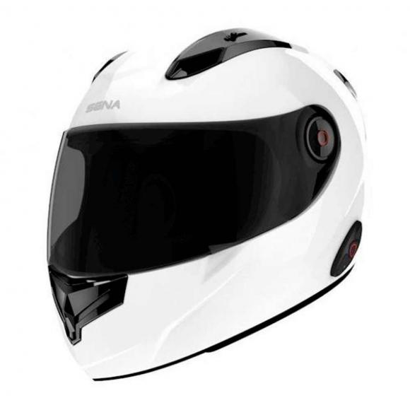 Casco Integral Sena Momentum Lite con intercomunicador