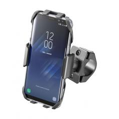 Soporte universal SMMOTOCRAB con cierre automático de Interphone