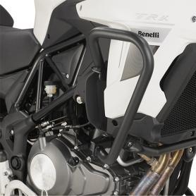 Defensas de motor tubular Givi para Benelli TRK 502