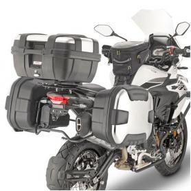Portamaletas lateral para maletas Monokey o Retrofit para Benelli TRK 502