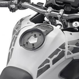 Kit adaptador metálico Tanlock para bolsas de depósito en Honda CB 500 X