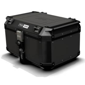 Top Case TREKKER OUTBACK 58L en color negro de GIVI