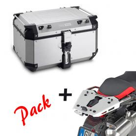 Pack Equipaje Posterior Givi F750GS / F850GS