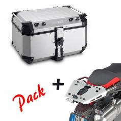Pack Equipaje Posterior Givi BMW R1200 GS / R1250 GS