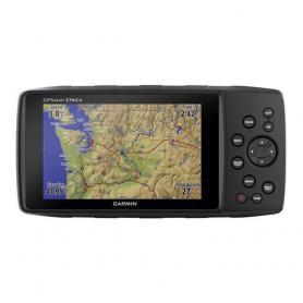 Pack GPS Garmin GPSMAP 276Cx con soporte con cerradura de Touratech