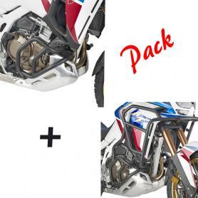 Pack Protección Givi para Honda Africa Twin CFR 1100L Adventure Sports
