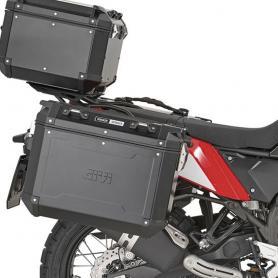 Portaequipaje Givi para maletas Monokey® CAM-SIDE para Yamaha Ténéré 700