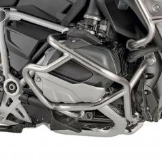 Barras de protección de motor para BMW R1250GS de Givi.