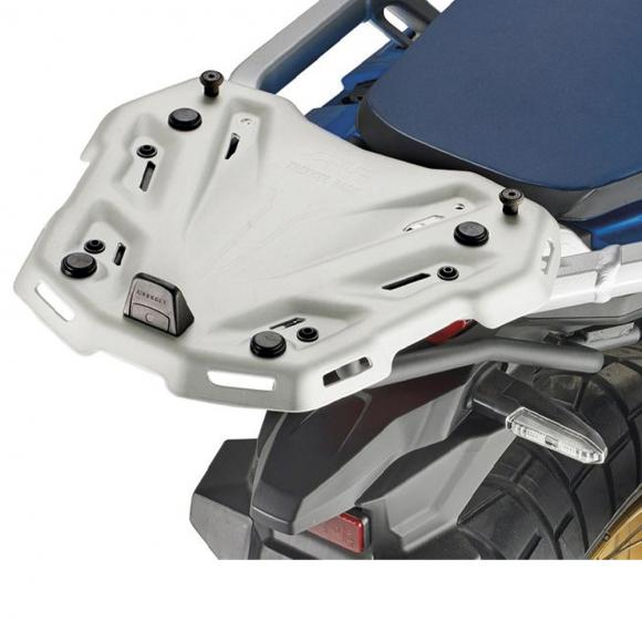 Adaptador posterior específico para maleta MONOKEY o MONOLOCK para Honda Africa Twin CRF 1100L Adventure Sports