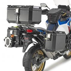 Portamaletas Lateral para Maletas Trekker Outback Monokey® Cam-Side de Givi para Honda Africa Twin CRF1100L Adv Sports (2020)