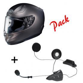 Pack Intercom - Casco Integral HJC RPHA 11