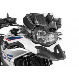Protector de faros con cierre rápido para BMW F850GS / F750GS