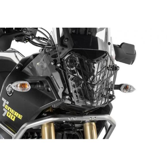 Protección de faro con cierre rápido para Yamaha Tenere 700